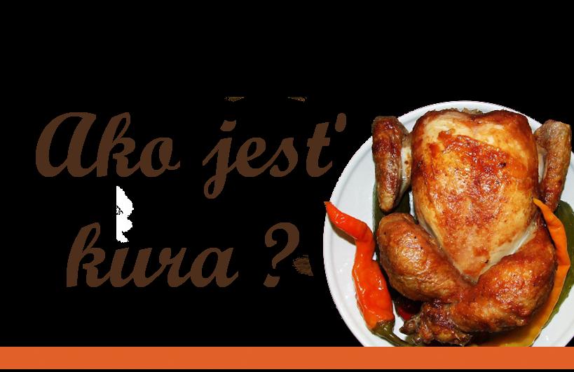 Ako správne jesť kura podľa etikety ? Rukami, alebo príborom ?